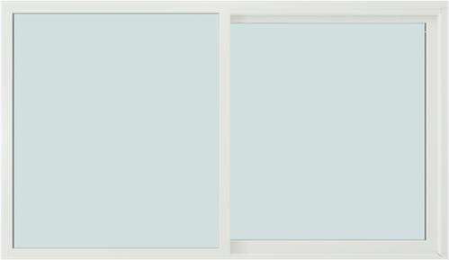 Κουφώματα PVC GEALAN - Kubus, συμβατά με το σύστημα S 9000