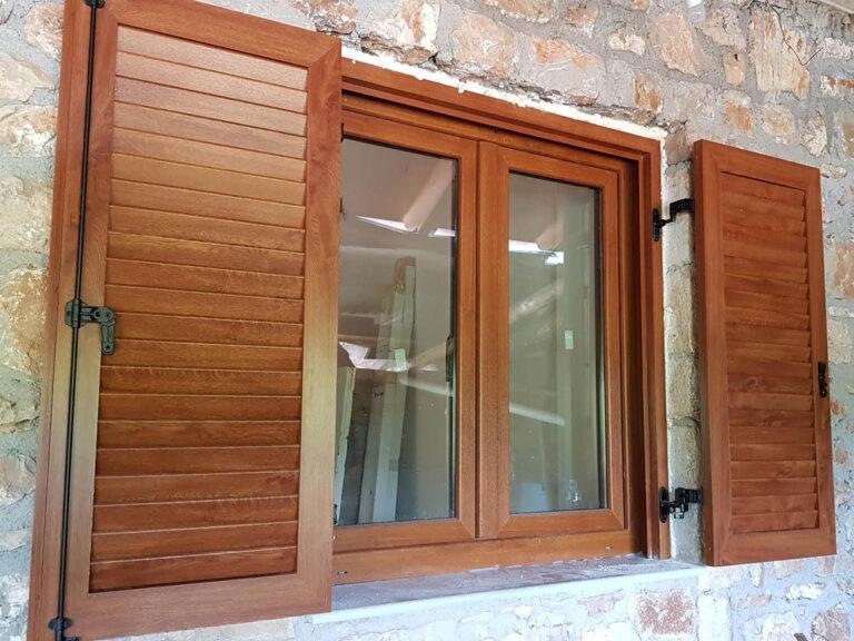 Εγκαταστάσεις κουφωμάτων PVC GEALAN από τον μάστορα Σπυρέτο