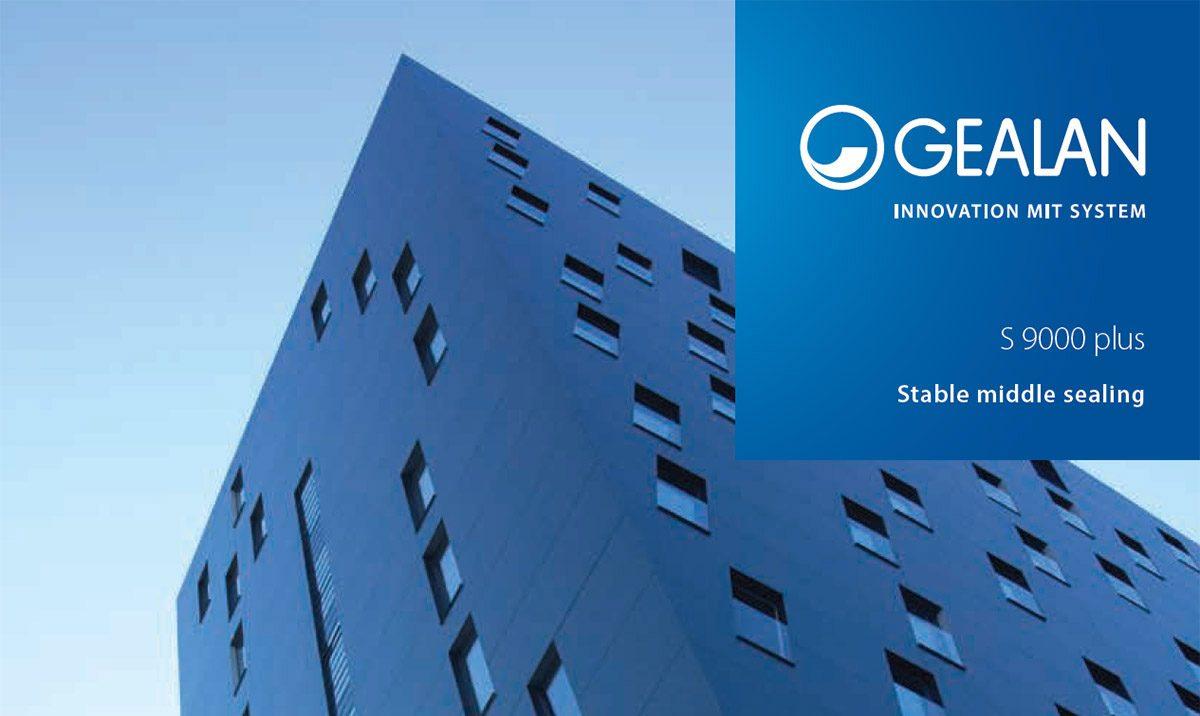 Κουφώματα PVC GEALAN Σύστημα S 9000 plus - Έμφαση στην ασφάλεια